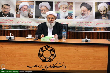 """بالصور/ ندوة علمية تحت عنوان """"الثورة الإسلامية والتقريب بين المذاهب الإسلامية"""" بقم المقدسة"""