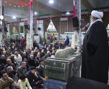 تصاویر/ یادواره شهدای مسجد امام حسین(ع) بیرجند