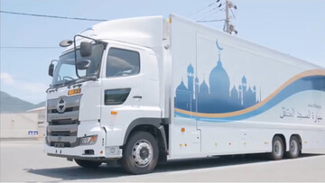 Tokyo 2020: mosques-on-wheels for Muslim athletes