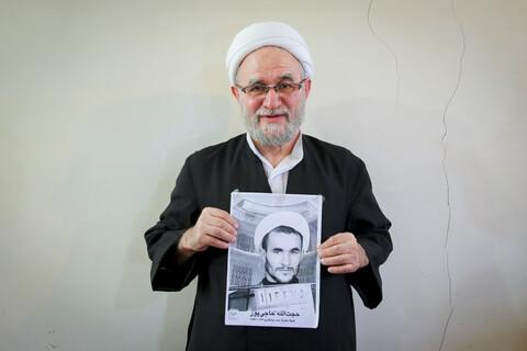 """از """"زندان قصر"""" تا """"زندان اوین"""" همراه با حجت الاسلام حاجی پور"""