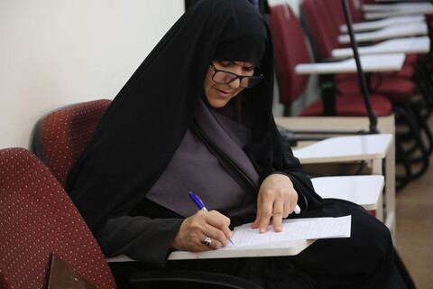 تصاویر/نشست علمی«اخلاق سیاسی»  مجمع عالی حکمت