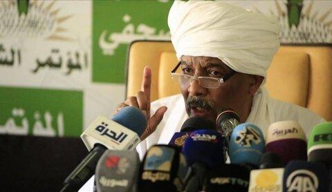 ادریس سلیمان مسئول سیاسی حزب کنگره مردمی سودان