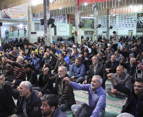 حماسه 3 یادواره شهدای مسجد امام حسین(ع) بیرجند با نام حماسه 3