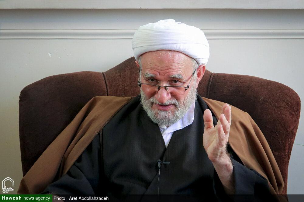 مصاحبه با حجت الاسلام حاجی پور