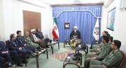 نیروهای مسلح ایران در پرتو انقلاب رشد فوق العاده ای کرده اند