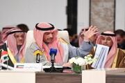 رئیس پارلمان کویت معامله قرن را به زباله دان انداخت+ فیلم