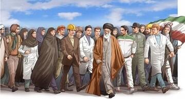 مردم مهترین رکن پیروزی و تداوم انقلاب اسلامی اند