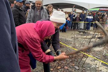 مسجد جدید جایگزین مسجد سوخته در واشنگتن میشود