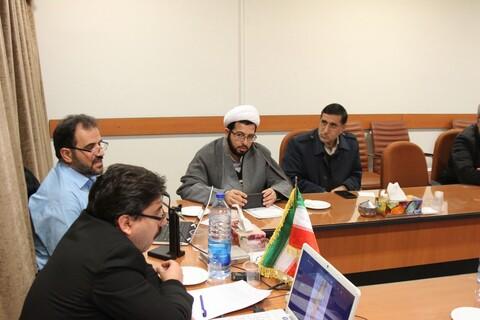 نشست تخصصی بررسی طرح معامله قرن در دانشگاه بوعلی سینا همدان