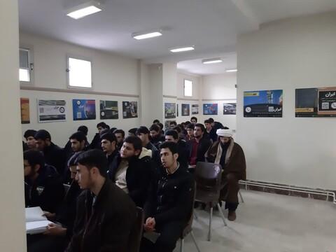 نشست تخصصی کتابخوان با  موضوع انقلاب اسلامی