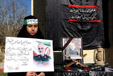 اجتماع «سلیمانی ها در راهند» در تهران برگزار می شود