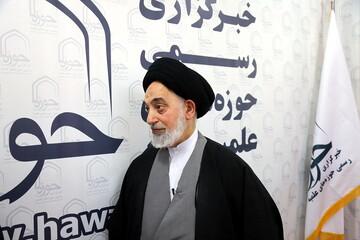 فیلم | امام جمعه نجف: نفوذ، حضور نظامی آمریکا در عراق است نه ارتباط با ایران