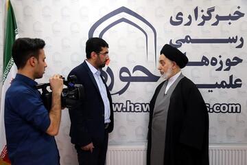 عراق میں ایران کی کوئی مداخلت نہیں ہے، امام جمعہ نجف اشرف