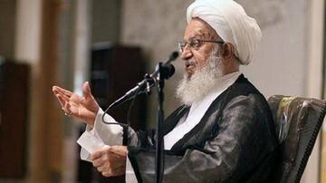 Ayatollah Makarem Shirazi calls for high turnout in Revolution anniversary rallies, elections