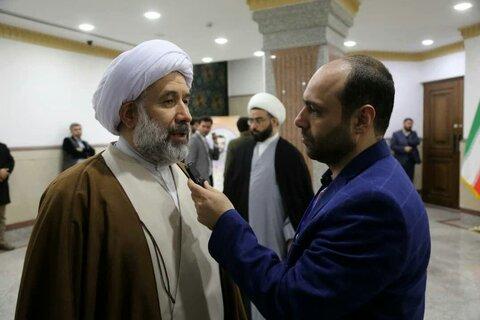 حجت الاسلام علی عباسی در گفت گو با حوزه