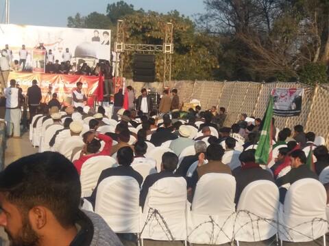 تصاویر/ مراسم اربعین شهدای مقاومت در اسلام آباد پاکستان