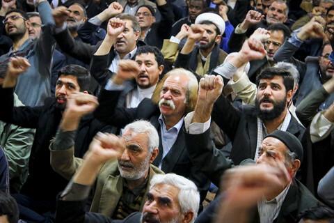 همایش «اخراج آمریکا، مقدمه نابودی اسرائیل»