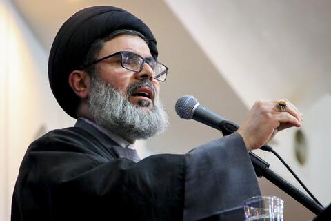 سید هاشم صفی الدین رئیس مجلس تنفیذی حزب الله لبنان