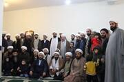 تصاویر / تقدیر از مبلغین مستقر، هجرت و امین شهرستان تویسرکان