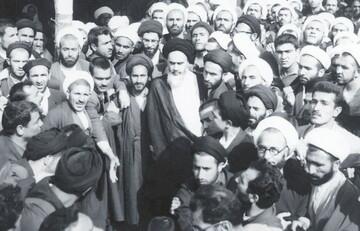 نقش روحانیت در پیروزی انقلاب اسلامی ایران