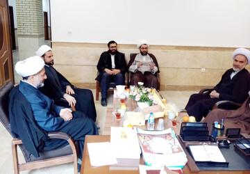 نوزدهمین جلسه شورای هماهنگی نهادهای حوزوی کردستان برگزار شد