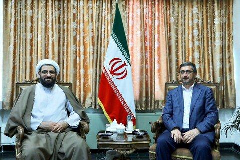 پیام مشترک امام جمعه و استاندار همدان
