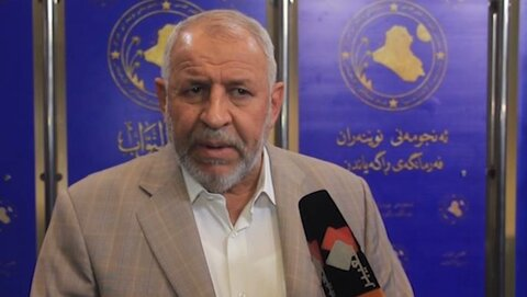کریم علیوی نماینده ائتلاف فتح عراق