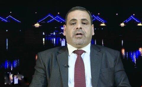 سلام الشمری عضو ائتلاف سائرون