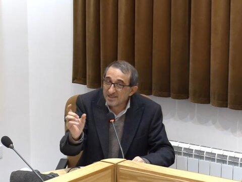 احمد جهانبزرگی مدیر گروه علوم سیاسی پژوهشگاه فرهنگ و اندیشه اسلامی