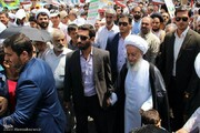 تقدیر مراجع و شخصیت های حوزوی ازشکوه و عظمت مردم ایران در 22 بهمن