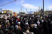 چهل و یکمین خروش انقلابی به یاد سردار دل ها