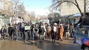 تصاویر/  حضور روحانیون مرند در راهپیمایی ۲۲ بهمن