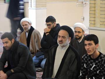نمایندگی المصطفی در تبریز میزبان جشن چهل و یک سالگی انقلاب