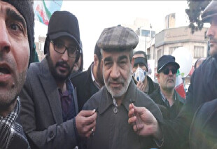 خبر انتخاباتی کدخدایی در جشن ملی انقلاب