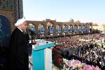 "Iran President: Islamic revolution was ""choice"" of Iranian nation"