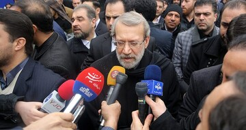 Huge turnout of people on Feb 11 rally endows Islamic Revolution: Ali Larijani