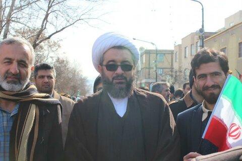 تصاویر/ خروش مردم انقلابی کردستان در یوم الله 22 بهمن