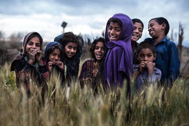 کودکان روستایی