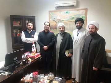 همکاری های مرکز خدمات و آتشنشانی تهران افزایش می یابد