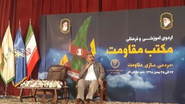 مهمترین دستاورد امام خمینی(ره) القای فرهنگ «ما می توانیم» در کل امت اسلام بود