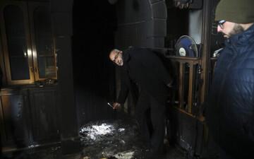 دادگاه اسرائیلی متهم آتشزدن مسجد را آزاد کرد