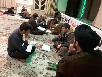 اجرای طرح «مباحثه عمومی» در مدرسه امیرالمؤمنین(ع) تبریز