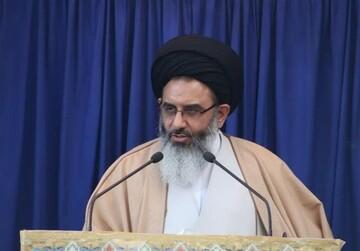 Representative of leader in Syria urges Muslim unity in opposing 'deal of century'