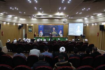 تصاویر/ مراسم بزرگداشت مقام علمی استاد محمد جواد صاحبی