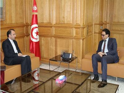 وزیر امور فرهنگی تونس