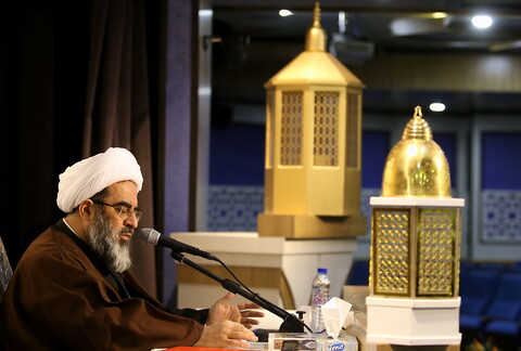 تصاویر/ نشست علمی مقام ابراهیم (ع) و جایگاه آن در حج