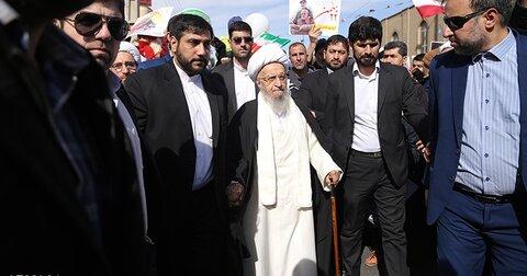 Ayatollah Makarem Shirazi: Iranian nation add another page to its reputation book