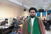 شرکت ۱۰۰ طلبه قزوینی در یک طرح متفاوت قرآنی
