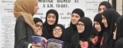 جامعه اسلامی انگلیس به کمک فرزندان کارگران سفیدپوست میرود