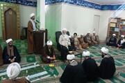 هم اندیشی مدیران و اساتید مدارس علمیه کرمانشاه برگزار شد